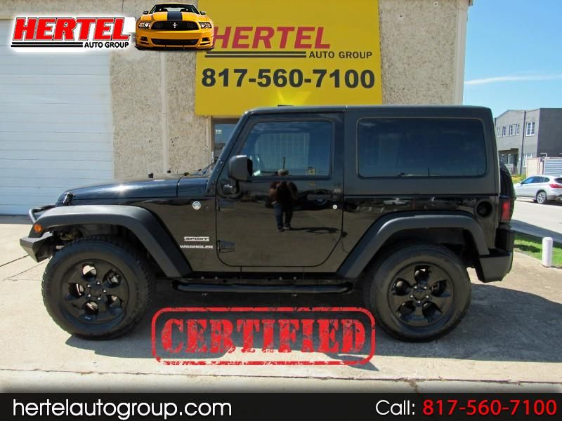 Jeepers! Want a Jeep That Stands Out from the Crowd? Drive