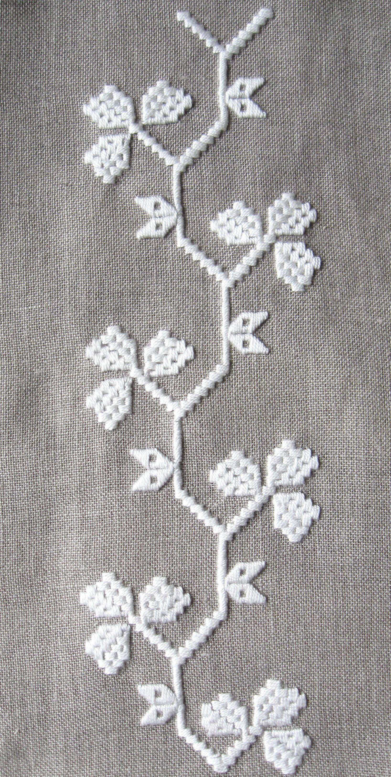 Pin de Neeta Tadvi en Hand embroidery | Pinterest | Flores de ...