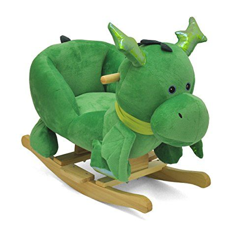 Cool Heritage Kids Dragon Kids Figural Rocking Chair Green You Pdpeps Interior Chair Design Pdpepsorg