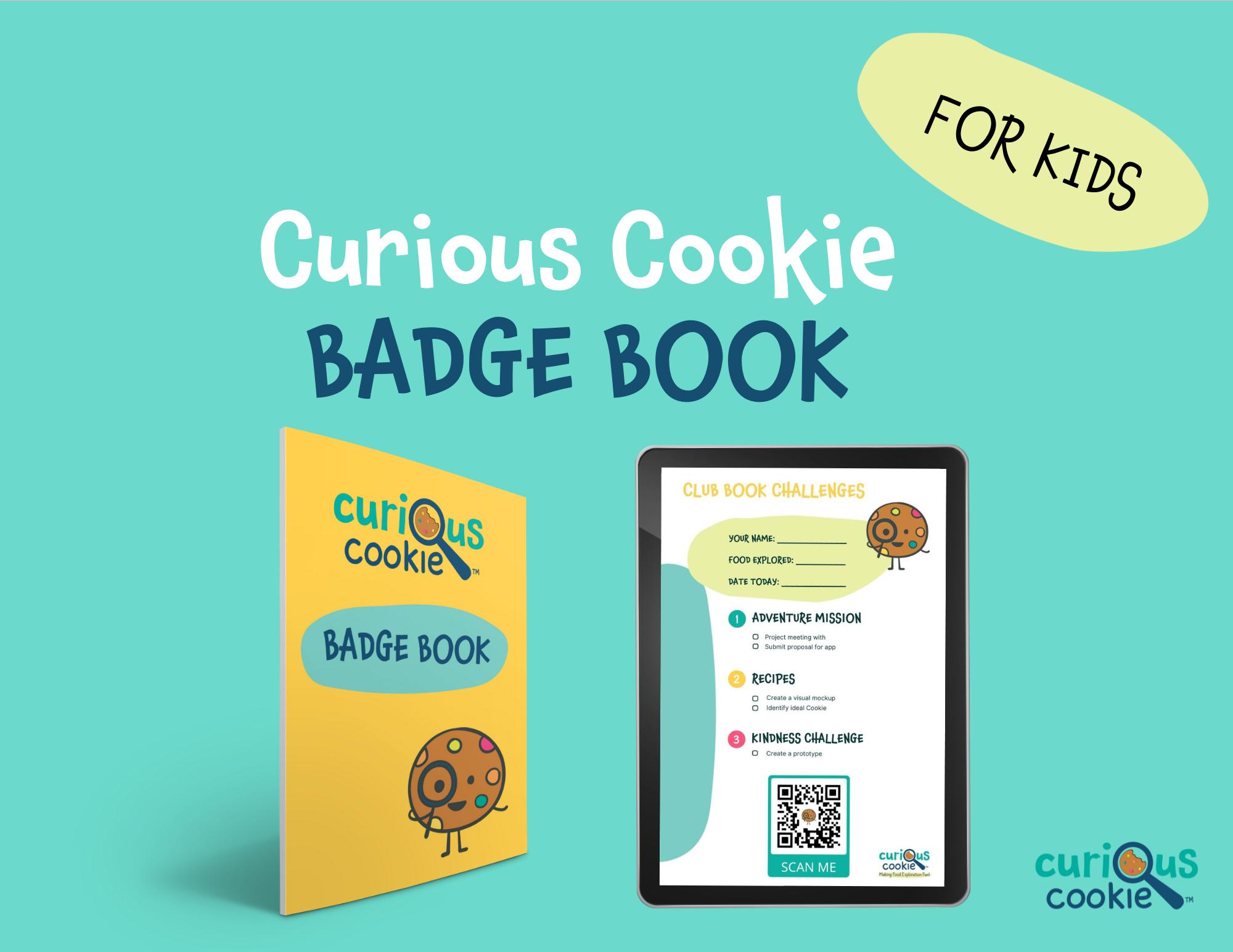 Curious Cookie Food Explorer Kit