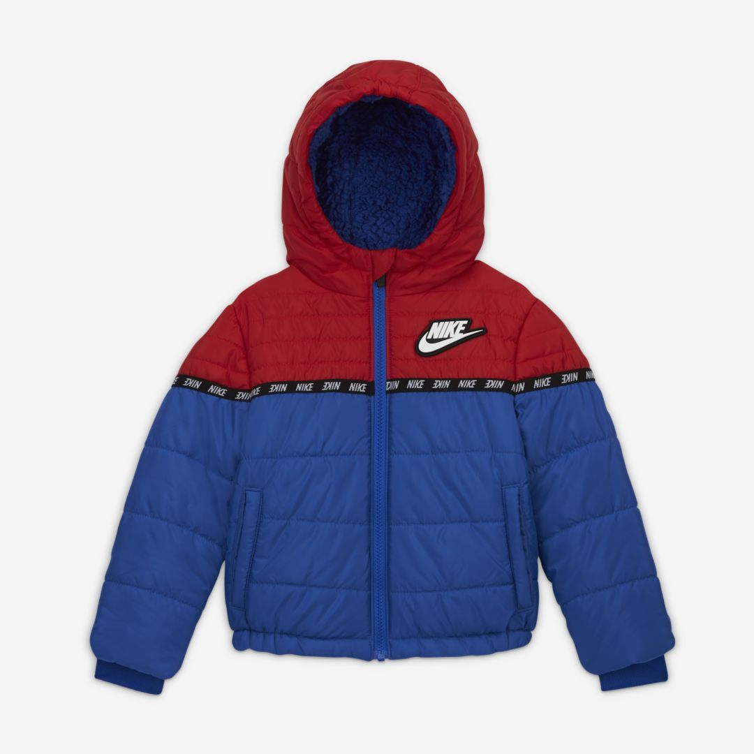 Nike Sportswear Toddler Synthetic Fill Puffer Jacket Nike Com In 2020 Boys Puffer Jacket Jackets Luxury Baby Clothes [ 1080 x 1080 Pixel ]