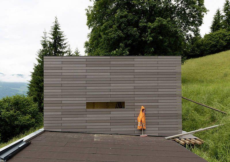 Fibrec Rieder Skin Atelier Facade Architecture Concrete Wall Panels