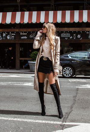 29 Formas de lucir fabulosa con botas altas – Trends Virtual