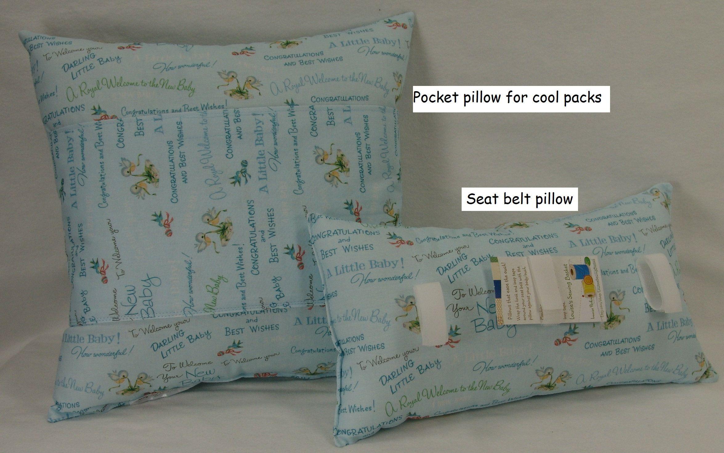 26+ C section pocket pillow gift set Cold Hot pack pocket   Etsy