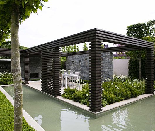Pergola Design Ireland: Image Result For Beautiful Simple Gardens Ireland (With