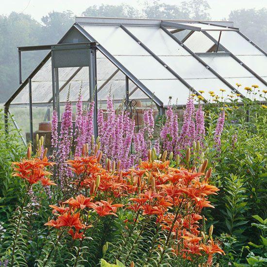 Jardín Invernadero