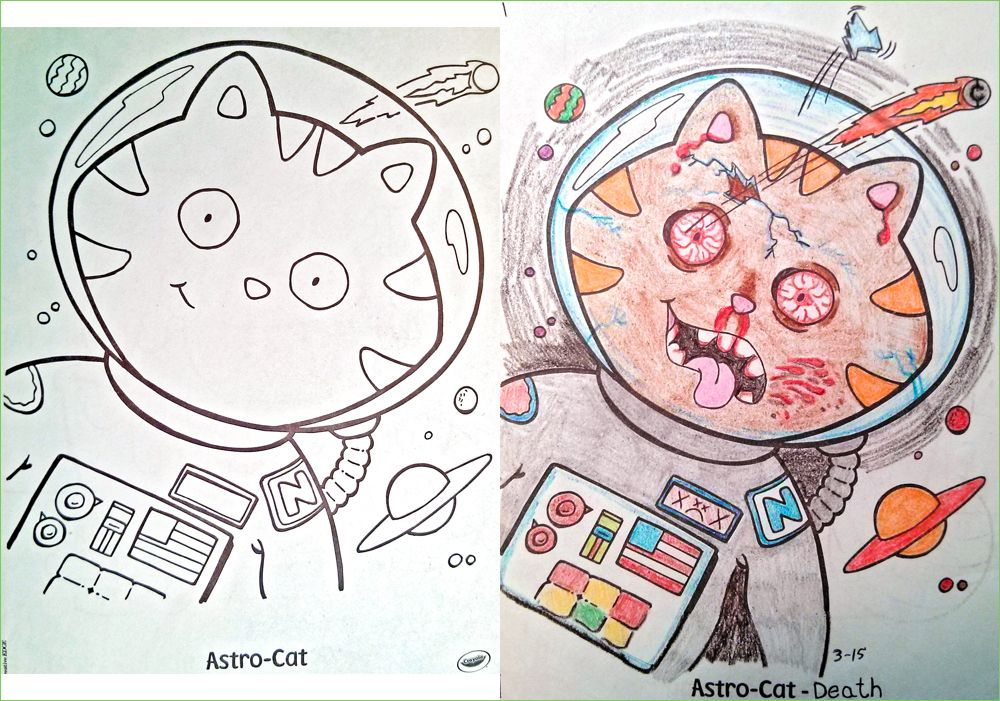 corrupted coloring books disney Google Search Coloring