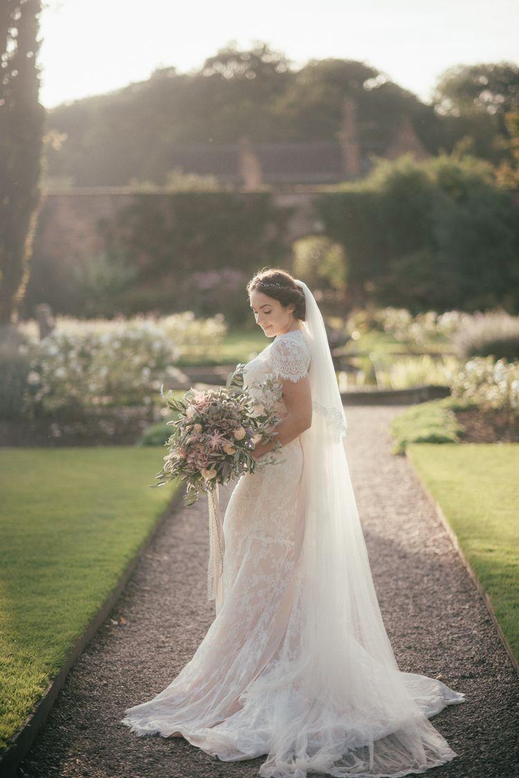 Fine art boho luxe garden wedding ideas gardens lace and wedding