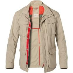 Photo of bugatti Herren Fieldjacket, Baumwolle halbgefüttert, beige B…