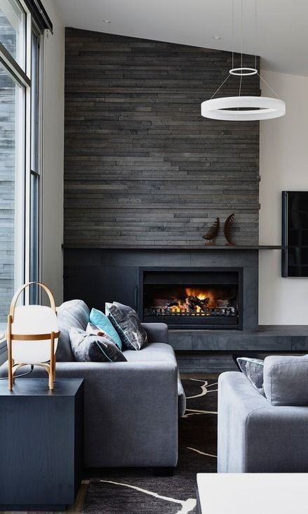 #homedesign #livingroomdecor #inspiration | Residential Interior Decoration of a Bush surrounded Beach house by Camilla Molders Design Architecture by Millar Roberston Architects Photography by Derek Swalwell                                                                             Source