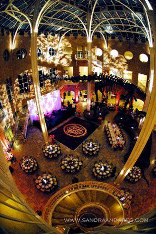 A Look At Atlanta Housewife Star Cynthia Bailey S Wedding Venue Wedding Venues Venues Corporate Event Planner