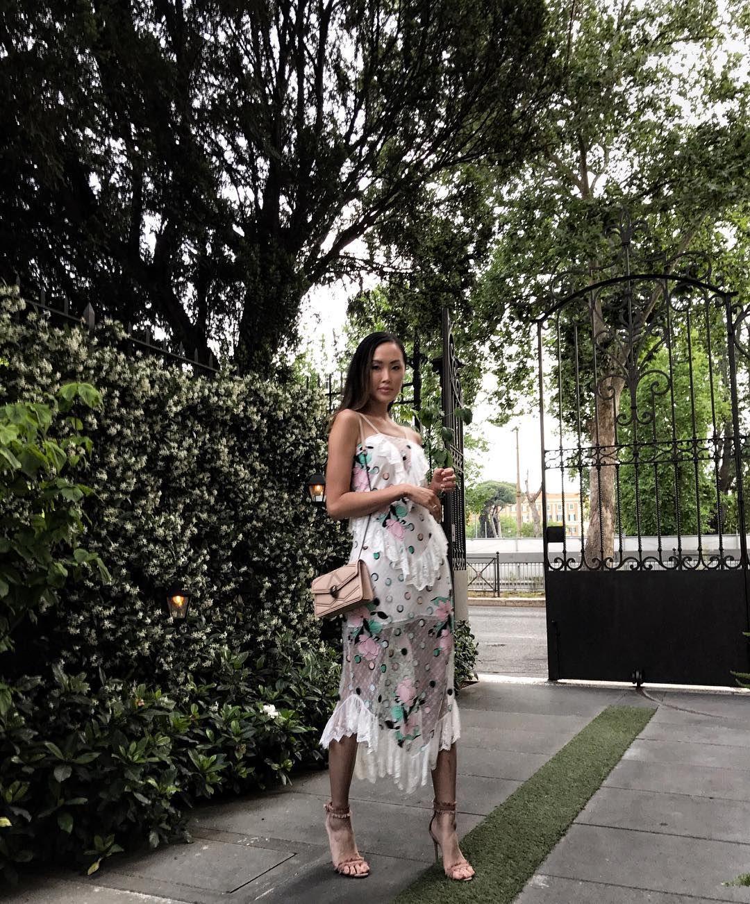 Alicemccallptyltd dress chrisellelim dress pinterest asian
