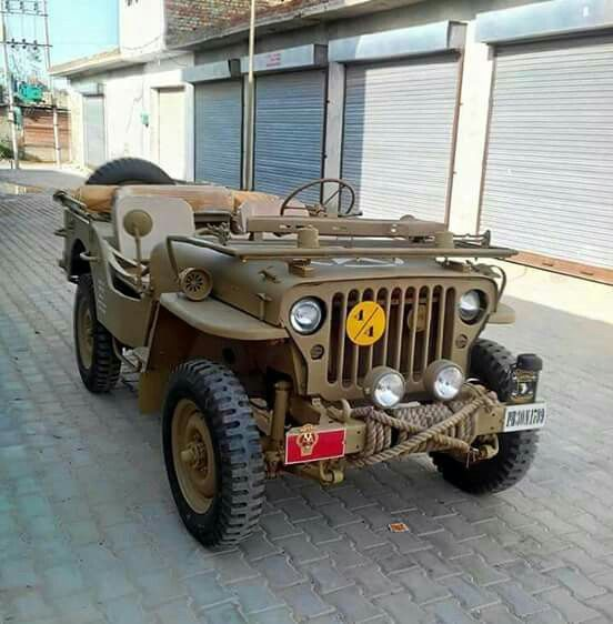 Jeep Car India Willys Jeep Jeep Vintage Jeep