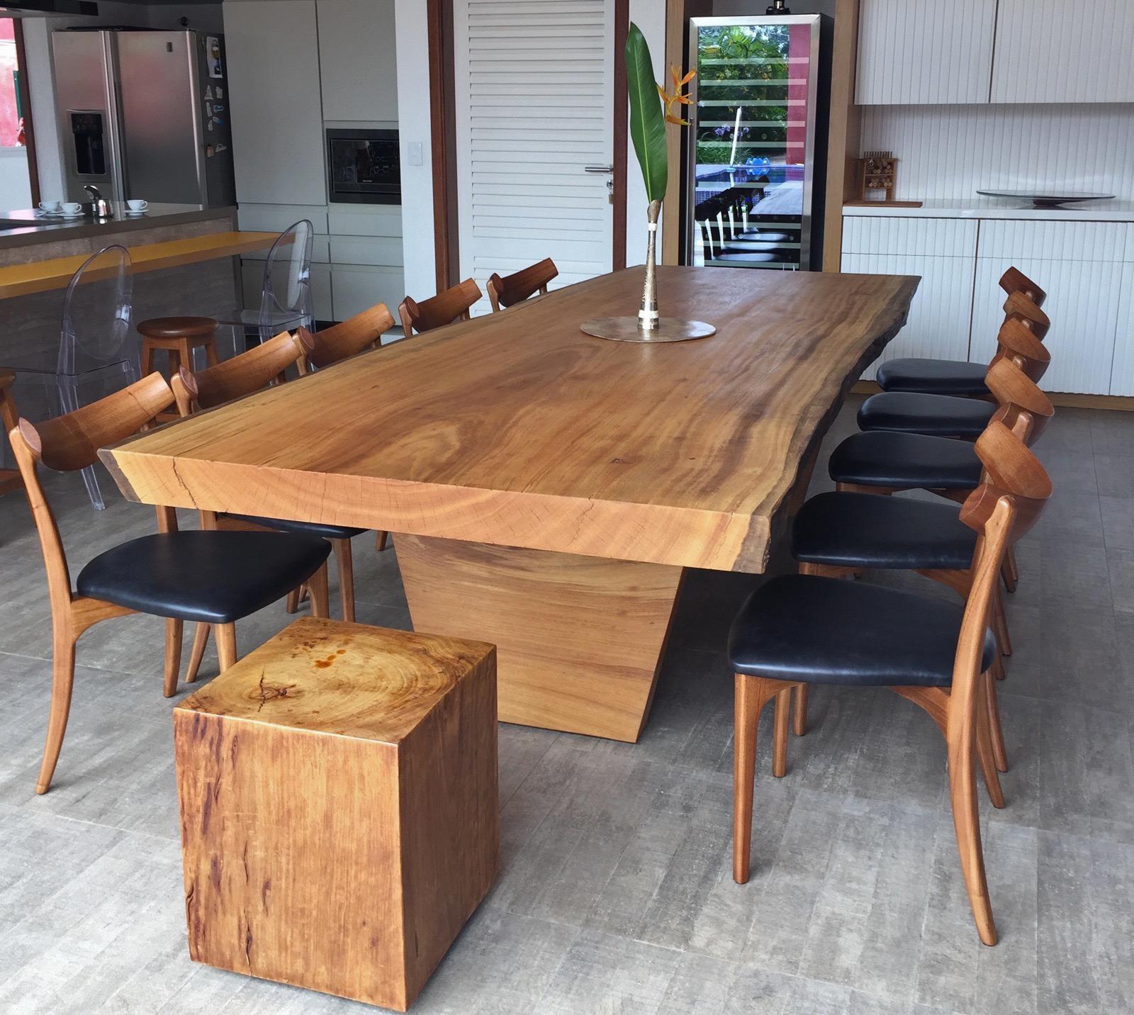 Mesadejantar mesadejantarrustica mesademadeira madeira for Em muebles