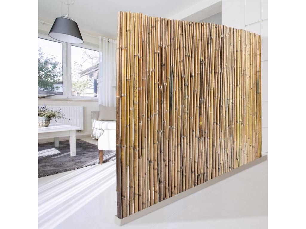Bambus Sichtschutzzaun Home Decor Home Room Divider