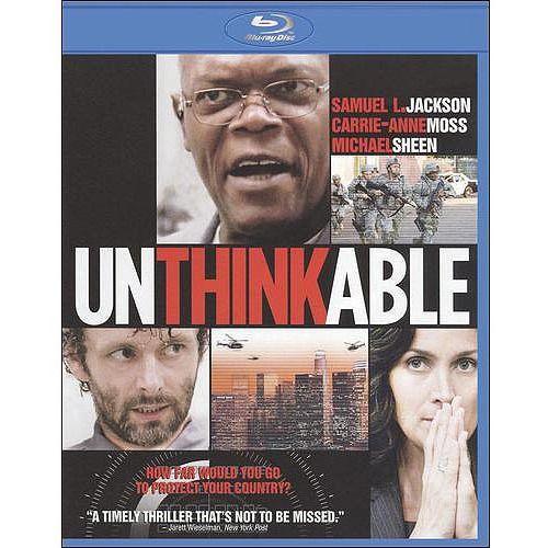 A Man Apart Blu Ray Upc: Unthinkable (Blu-ray) (Widescreen) Cyber Monday Black