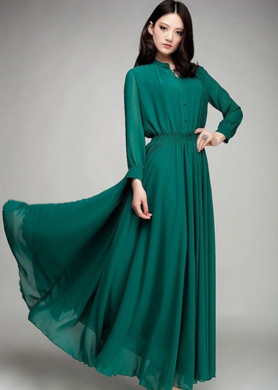 Emperess Maxi Dress Dresses Modli Modest Dresses Maxi Dress Green Fashion [ 1370 x 980 Pixel ]