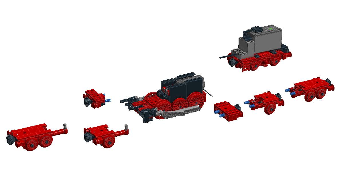 includes lxf files | Lego train ideas | Lego trains, Train, Lego