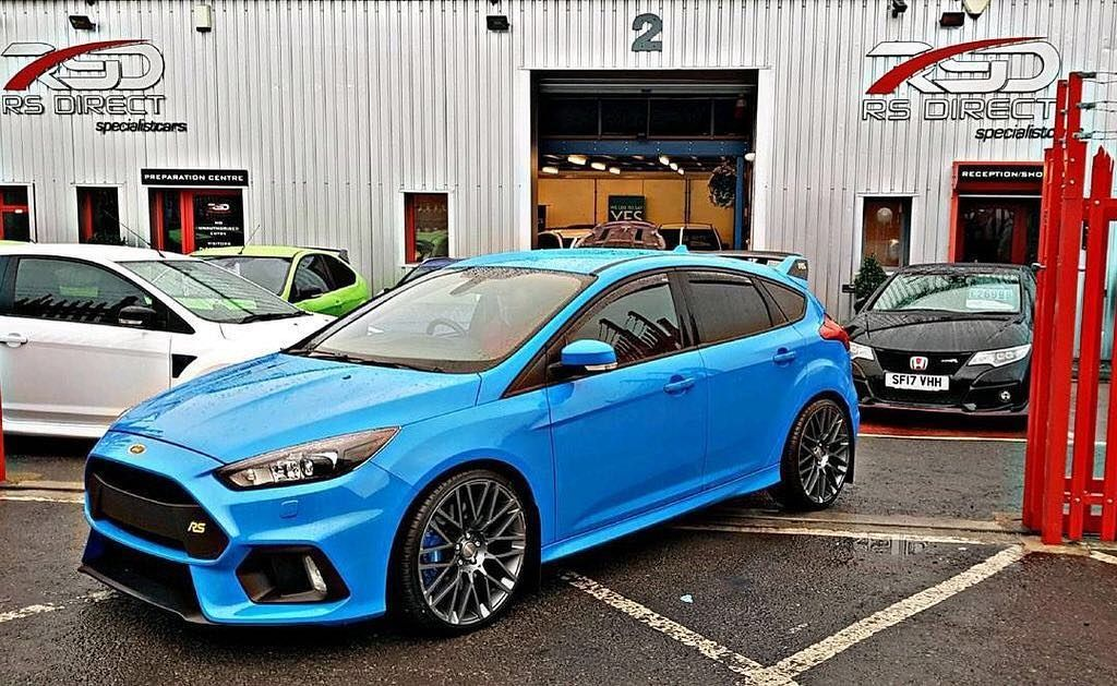 Thanks To Cymrurs Who Not Only Purchased His Mk3 Rs Focus From Us But Comes Back For Regular Upgrades Yesterday We Had Pleasure In Su Focus Rs Bmw Car Bristol