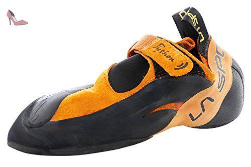 La Sportiva Python Chaussures d'escalade Homme orange