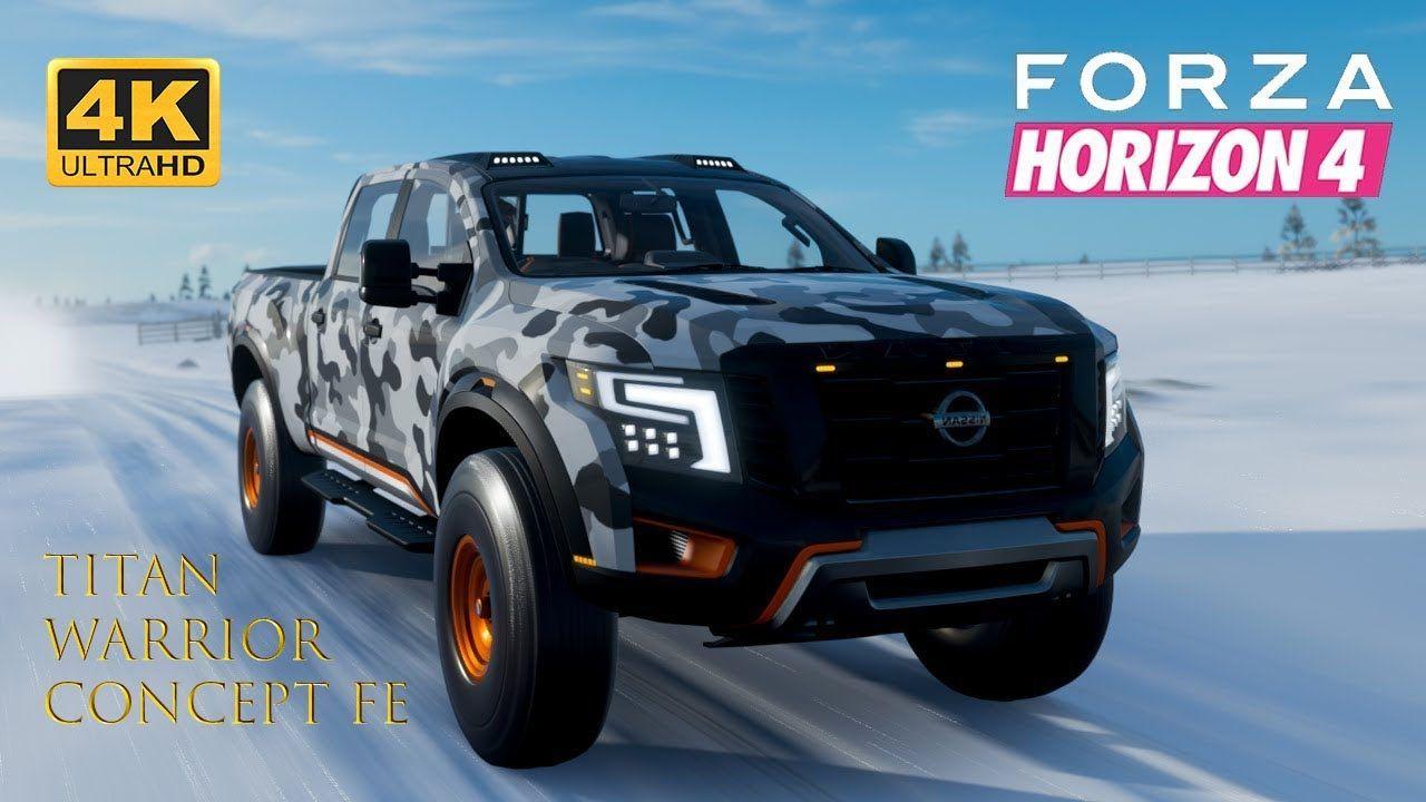 drive testing nissan titan warrior concept fe 4k nissan titan nissan titans drive testing nissan titan warrior