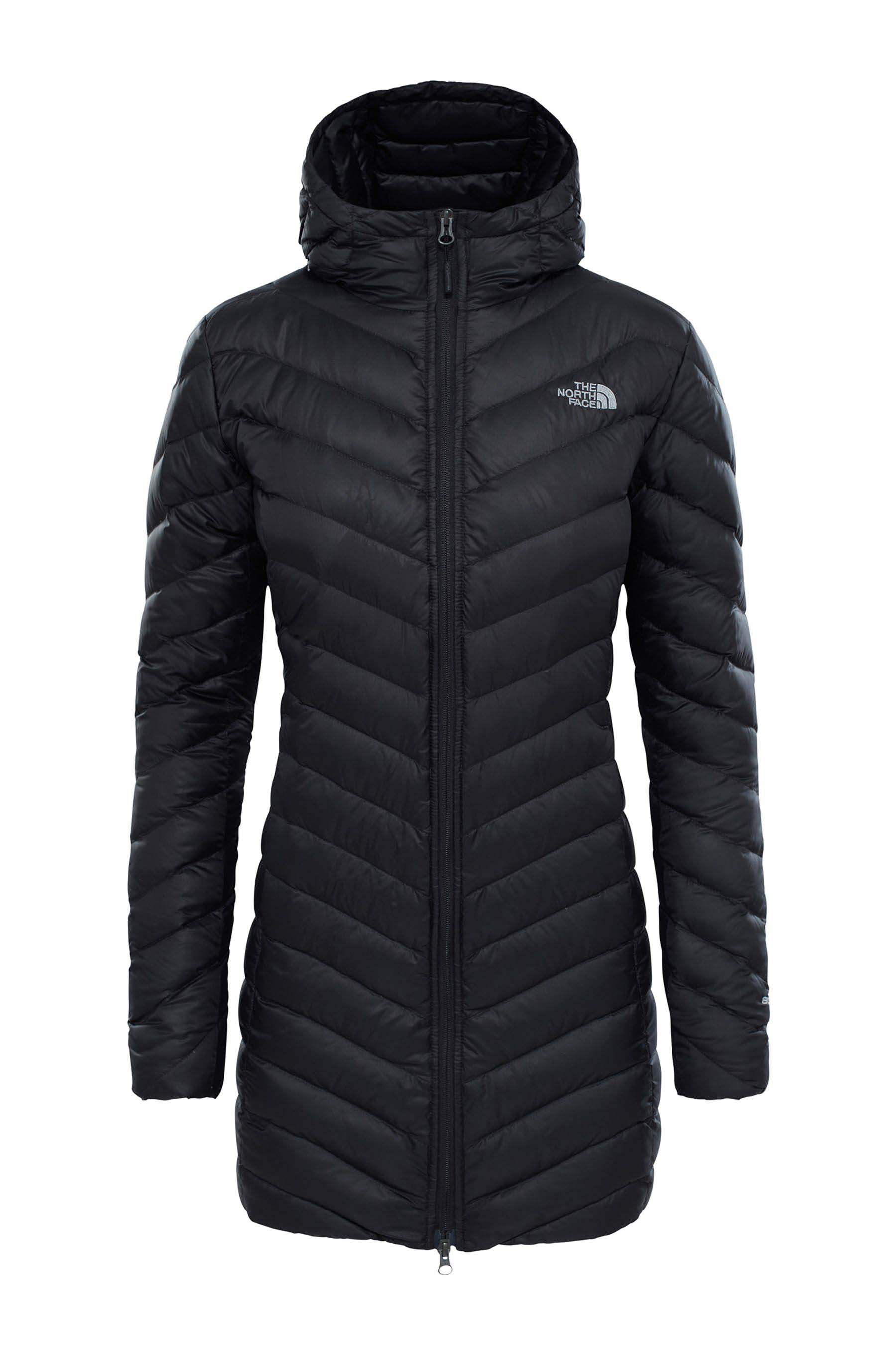Womens The North Face Trevail Parka Black | Products