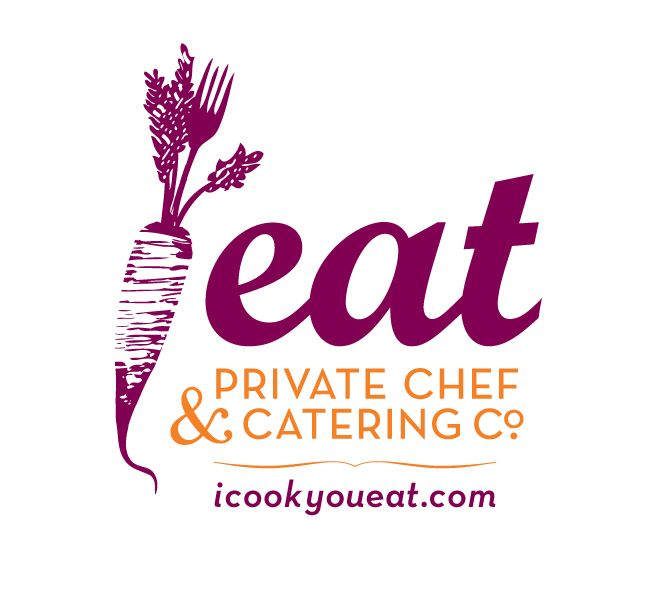 Eat Private Chef and Catering Co  | Jujus Apron | Catering logo