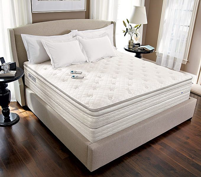 Sleep Number Silver Limited Edition Bed I Am Sooo Getting This