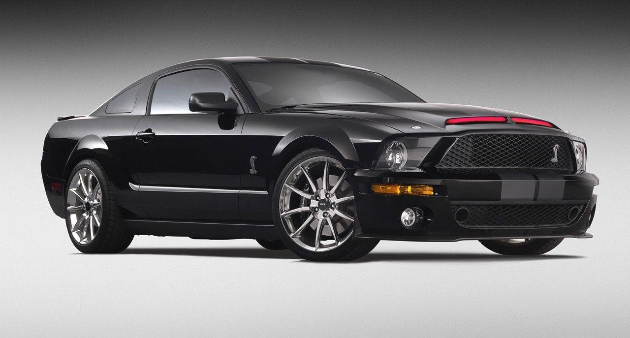 Kit Car Shelby Mustang Gt500 Knight Rider Kitt Mustang Shelby