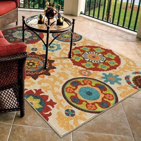 Carolina Weavers Indoor/Outdoor Santa Barbara Collection