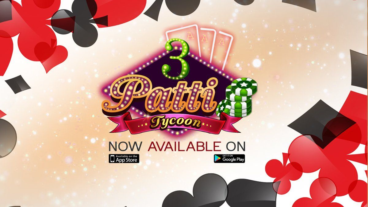 TeenPattiTycoon #Download Now and 1Cr free bonus #GameChips