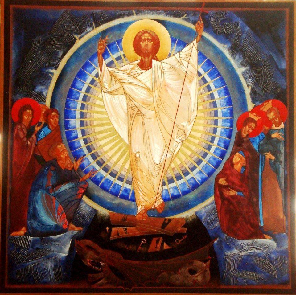 Religious Art: Catholic Artist- Ivanka Demchuk Ukraine