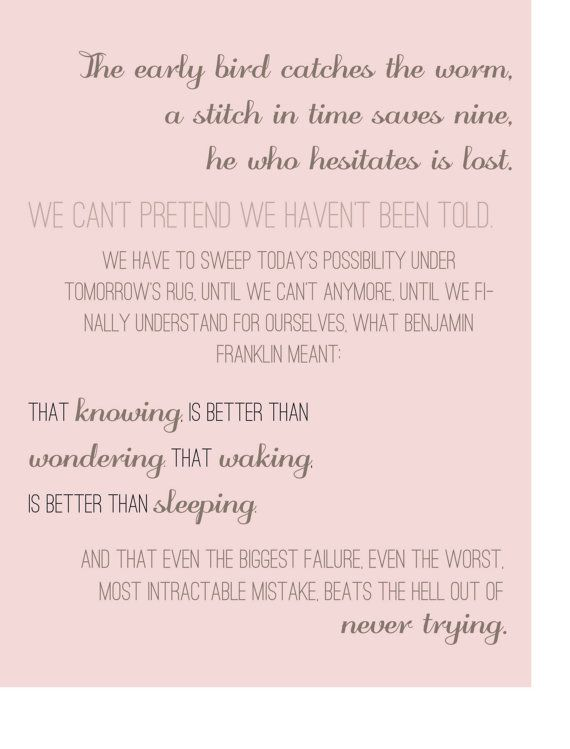 Meredith Grey Mistakes Monologue Printable Its A Beautiful Day