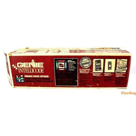 For Sale Genie Intellicode Screwdrive Garage Door Opener Model Is550 1 Parts Garage Door Opener Garage Doors Door Opener