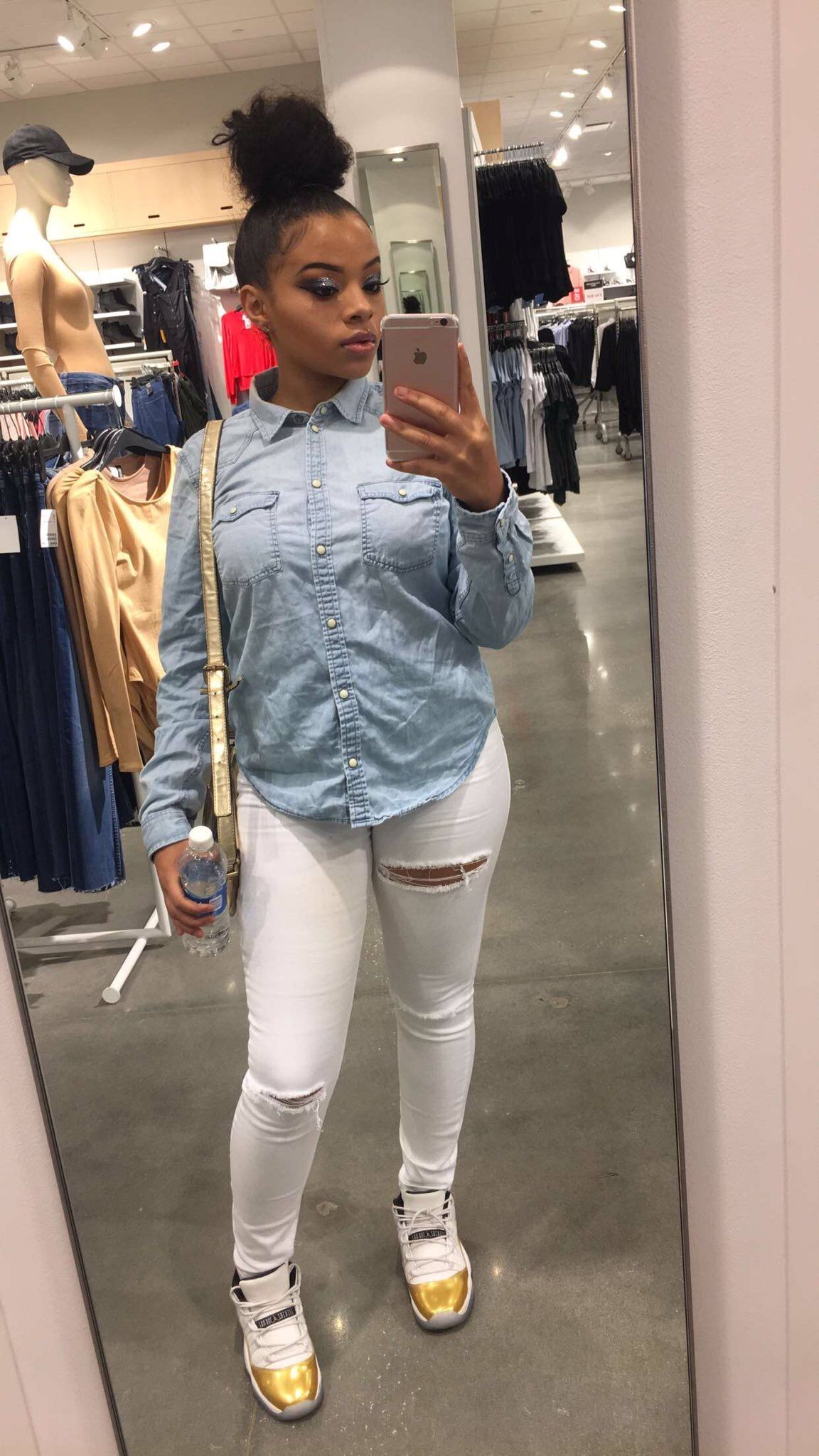 Pin by Kiana Catoe on Black Girl Swag | Cute outfits ...
