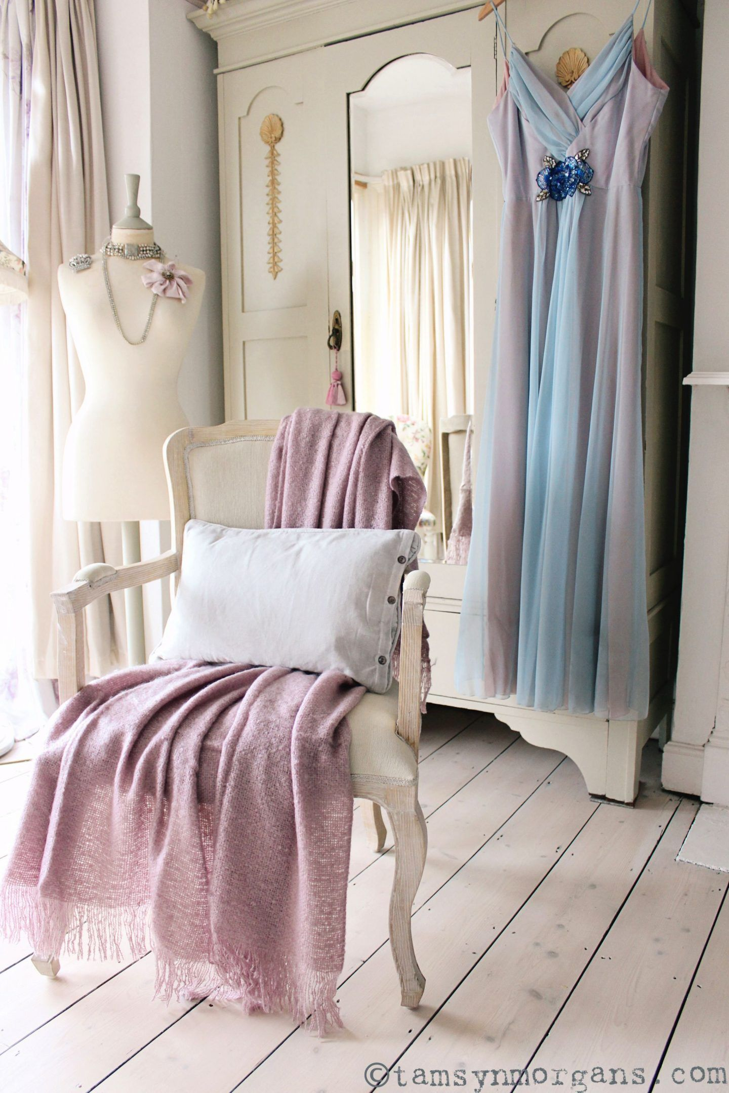 Bedroom Style With The French Bedroom Company   Beautiful Muted Pastel  Shades, Vintage Bedroom,