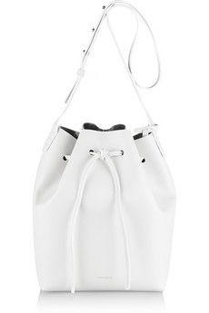 4ae1ccbce9 Mansur Gavriel Leather bucket bag