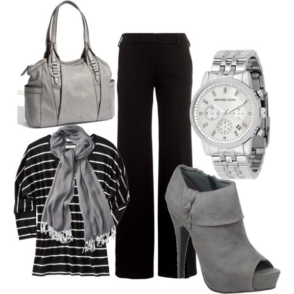 Love Black and Grey!