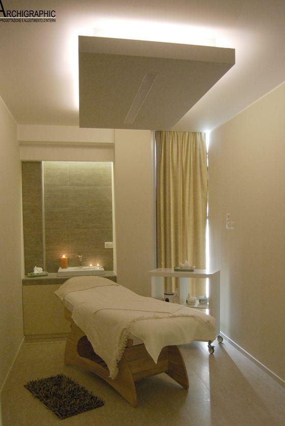 Centro est tico salon de belleza pinterest centro for Cabinas de estetica decoracion