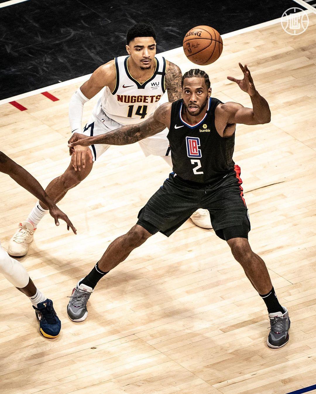 La Clippers On Instagram Got It Done Vs Denver
