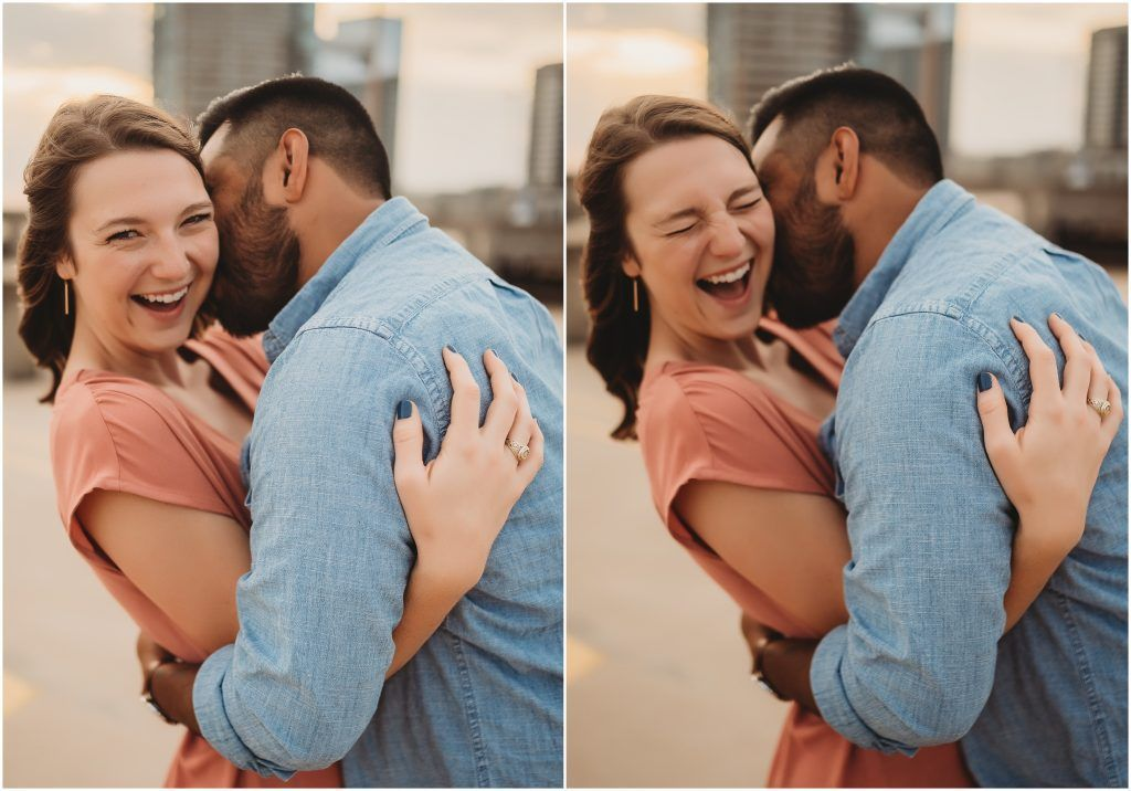 Downtown Dallas Rooftop Session  kyrstenashlayphot Dallas engagement session  Downtown Dallas Rooftop Session  kyrstenashlayphot Dallas engagement session urban engagemen...