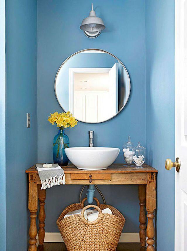 10 ideas para renovar tu baño por menos de 100 €   Cuartos ...