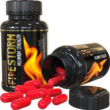 Weight Loss Support Diet Pills For Men & Women StripFast5000 FIRESTORM Ultra Strong