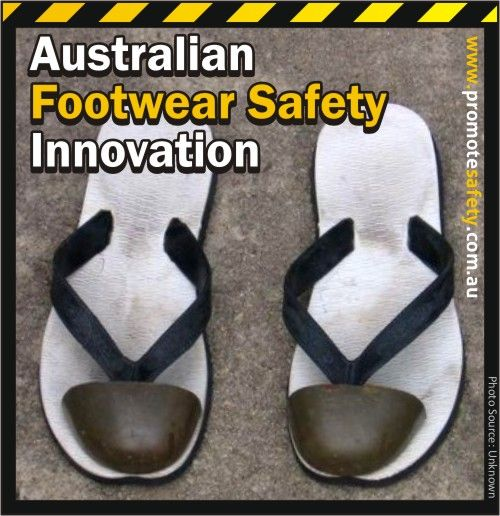 Funny Safety Meme For Safety Footwear