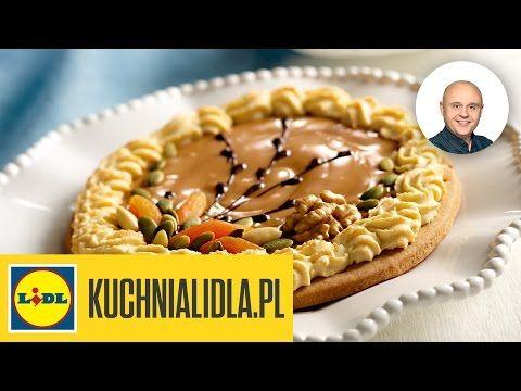 Pyszny Mazurek Z Masa Kajmakowa Pawel Malecki Przepisy Kuchni Lidla Youtube Baking Food Desserts