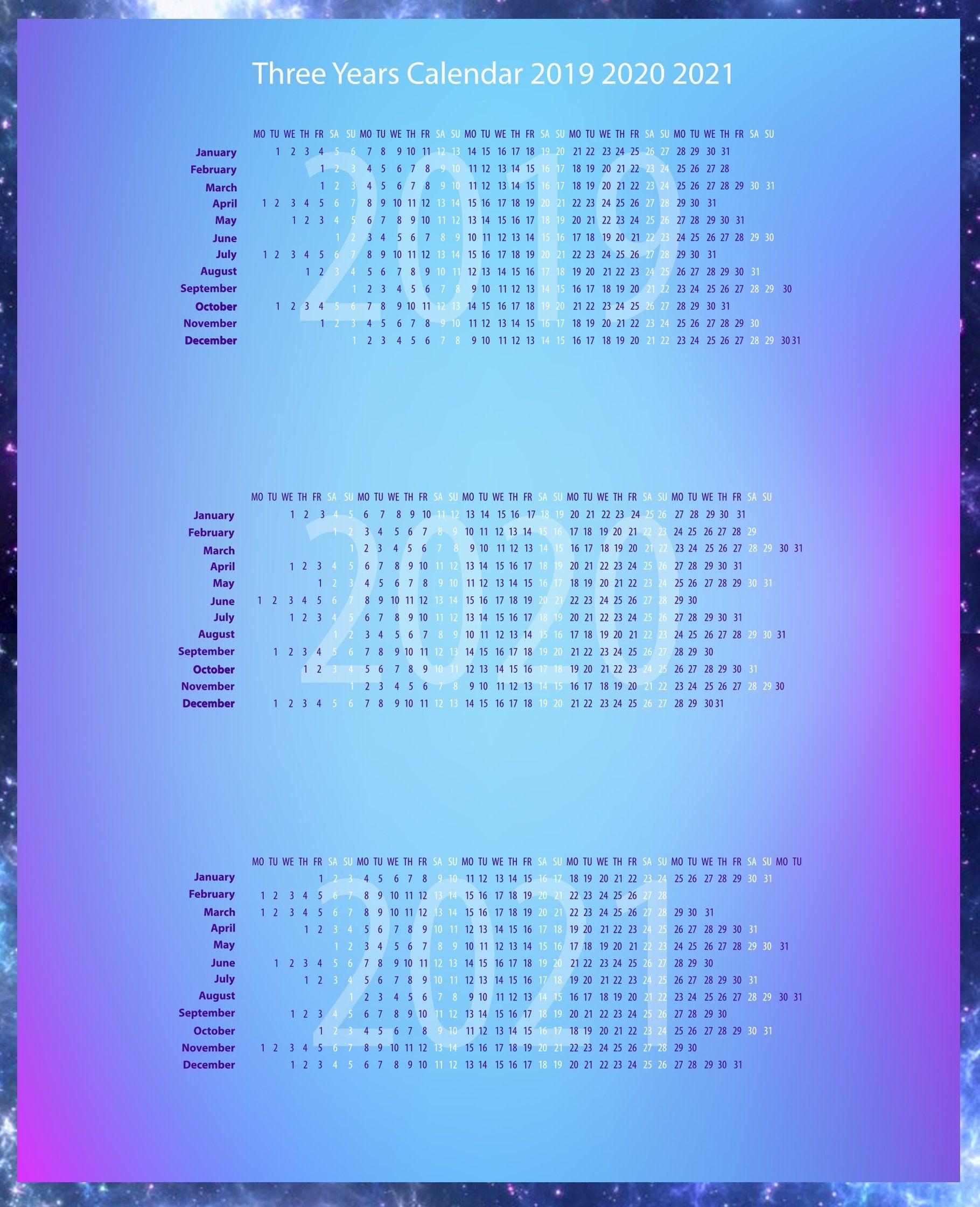 Zodiac Calendar 2019 2020 2021 Zodiac Calendar Calendar 2019 And 2020 Calendar
