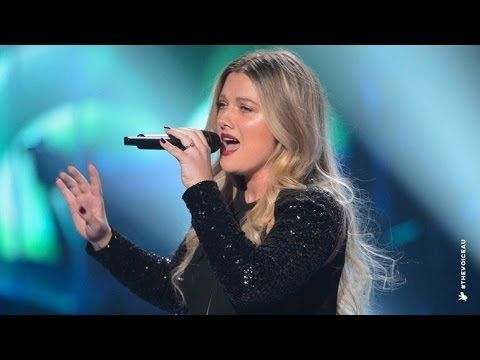 Candice Skjonnemand sings Unconditionally | The Voice