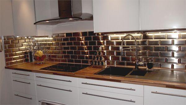 Carrelage Metro Inox Castorama House Design Home
