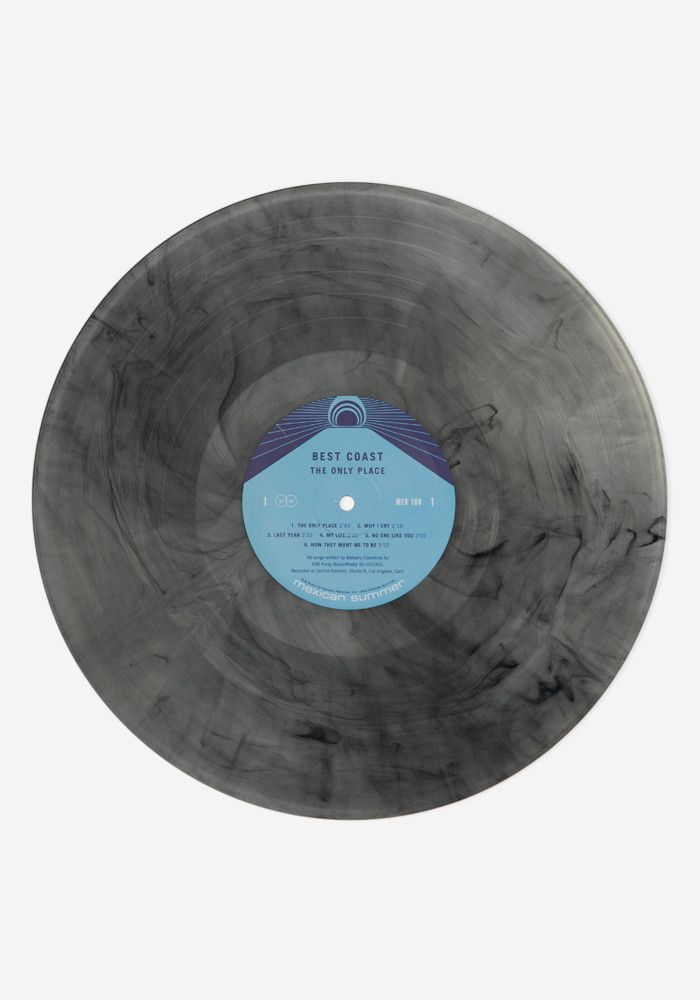 The Only Place Exclusive Lp How To Memorize Things Songwriting Vinyl