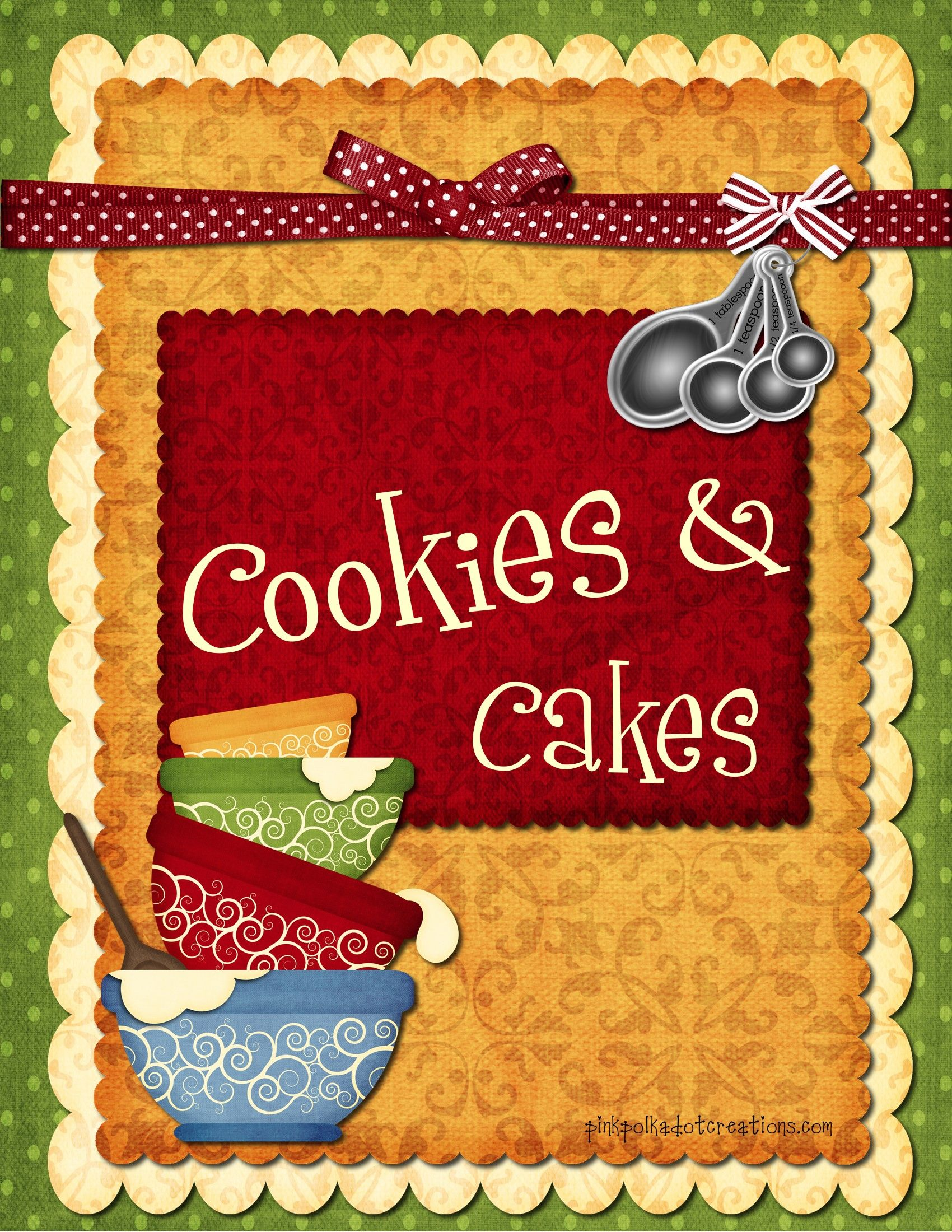 How to make scrapbook recipe book